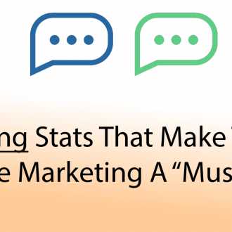 "Surprising Stats That Make Text Message Marketing A ""Must Have"""